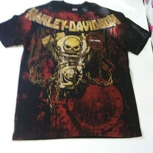 HARLEY-DAVIDSON GRAPHIC TEE IN SIZE XL